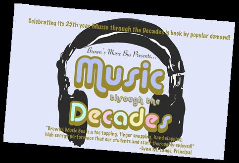 MusicThroughTheDecades